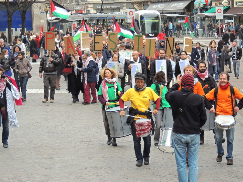 Journee Terre Palestinienne 23/03/2013