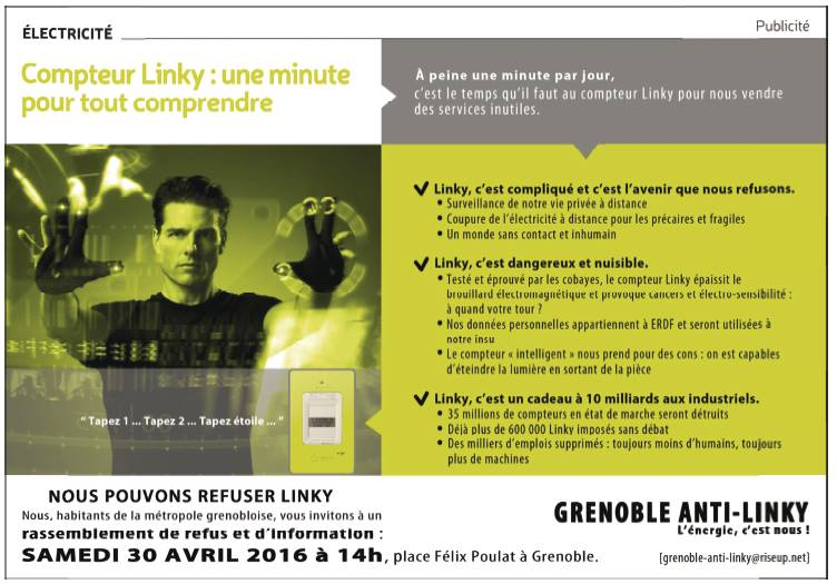 Linky 30 Avril 2016